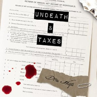 Undead and Taxes Audiobook by Drew Hayes