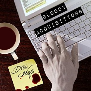 Bloody Acquisitions Audiobook (Fred, the Vampire Accountant, #3) by Drew Hayes