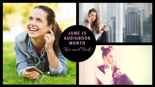 Audiobook month