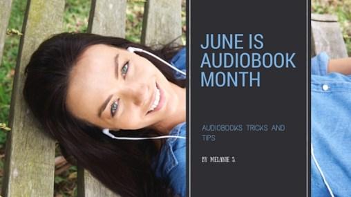 June is Audiobook Month