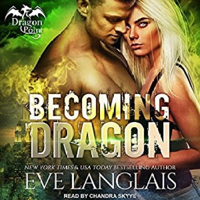 Becoming Dragon Audiobook by Eve Langlais