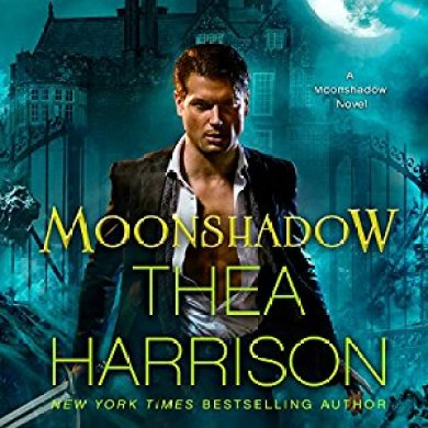 Moonshadow Adiobook by Thea Harrison