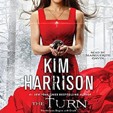 The Turn Audiobook by Kim Harrison