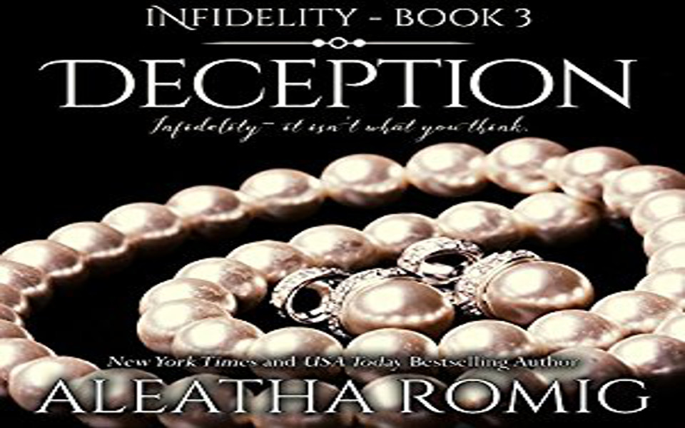 Deception Audiobook by Aleatha Romig (REVIEW)