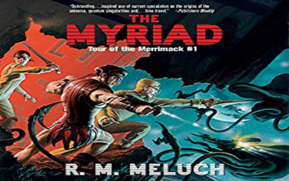 The Myriad Audiobook by R.M. Meluch (REVIEW)