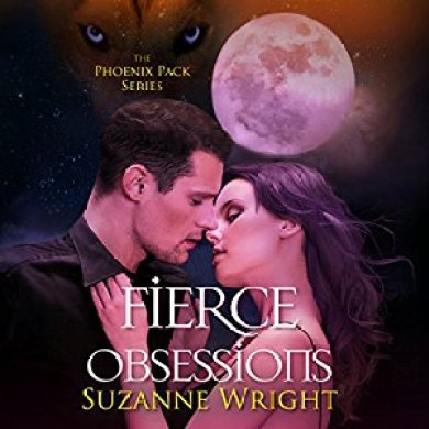 Fierce Obsessions Audiobook by Suzanne Wright read by Jill Redfield