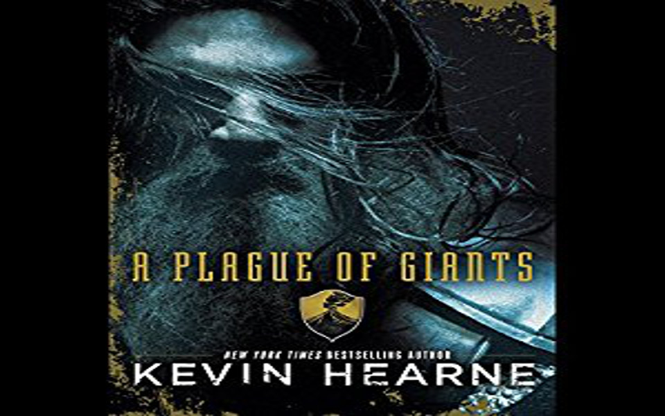 A Plague of Giants Audiobook by Kevin Hearne (REVIEW)