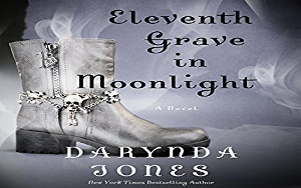 Eleventh Grave in Moonlight Audiobook by Darynda Jones (REVIEW)