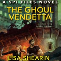 The Ghoul Vendetta by Lisa Shearin read by Johanna Parker