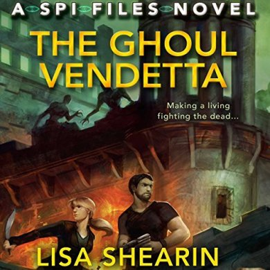 The Ghoul Vendetta Audiobook by Lisa Shearin read by Johanna Parker