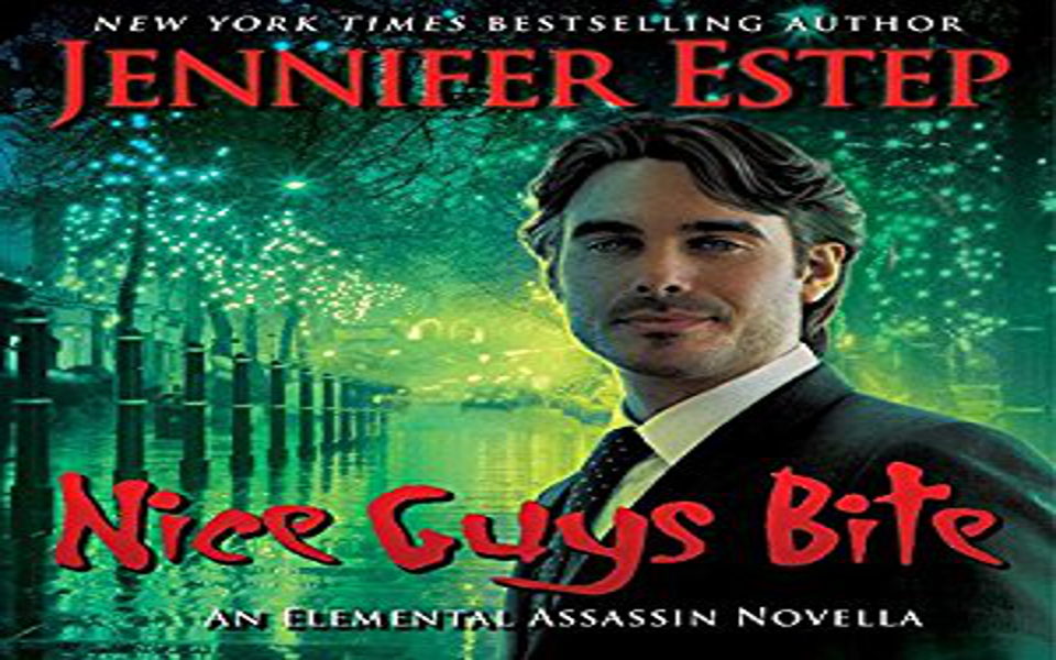 Nice Guys Bite Audiobook by Jennifer Estep (REVIEW)