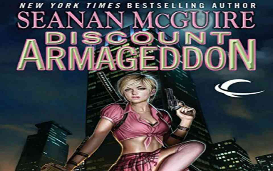 Discount Armageddon Audiobook by Seanan McGuire (Review)