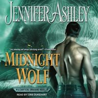 Midnight Wolf (Shifters Unbound #11) by Jennifer Ashley read by Cris Dukehart