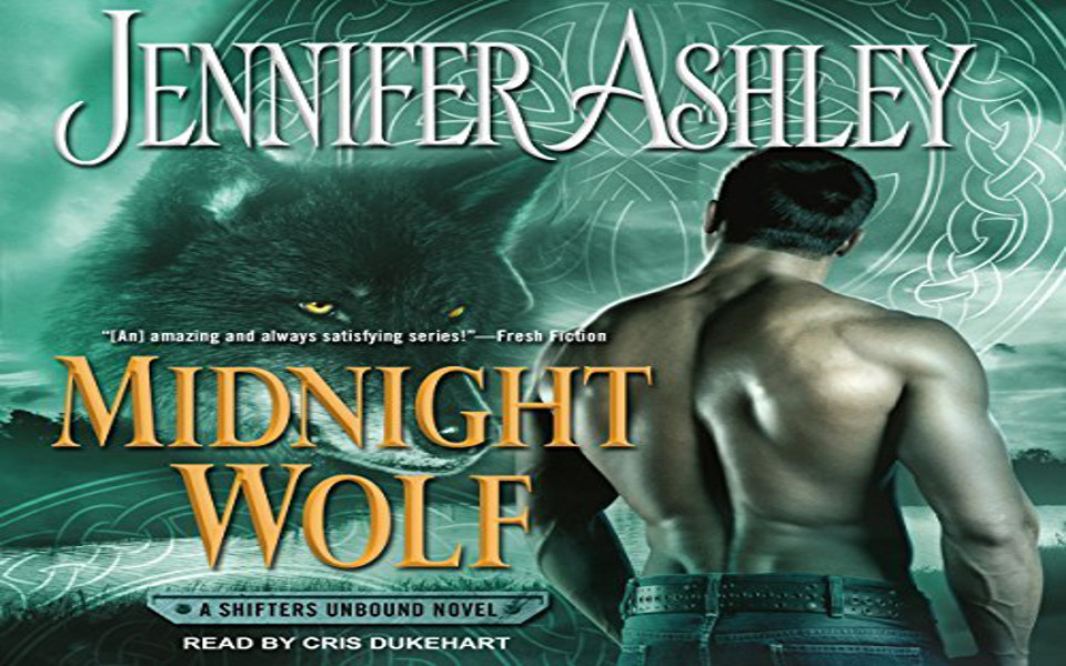 Midnight Wolf by Jennifer Ashley (REVIEW)