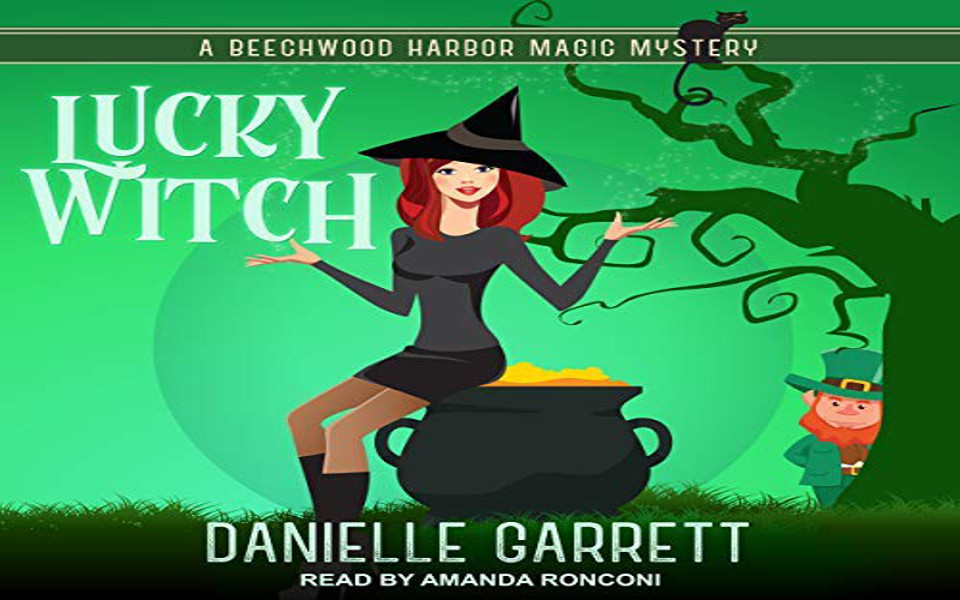 Lucky Witch Audiobook by Danielle Garrett (REVIEW)