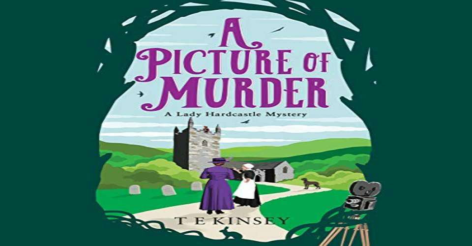 A Picture of Murder Audiobook by Elizabeth Knowelden (Review)