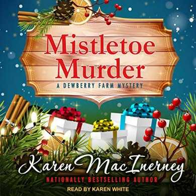Mistletoe Murder audiobook