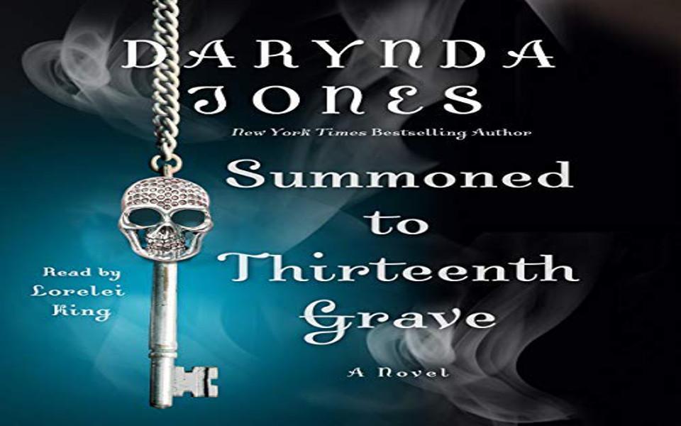 Summoned to Thirteenth Grave Audiobook by Darynda Jones (REVIEW)