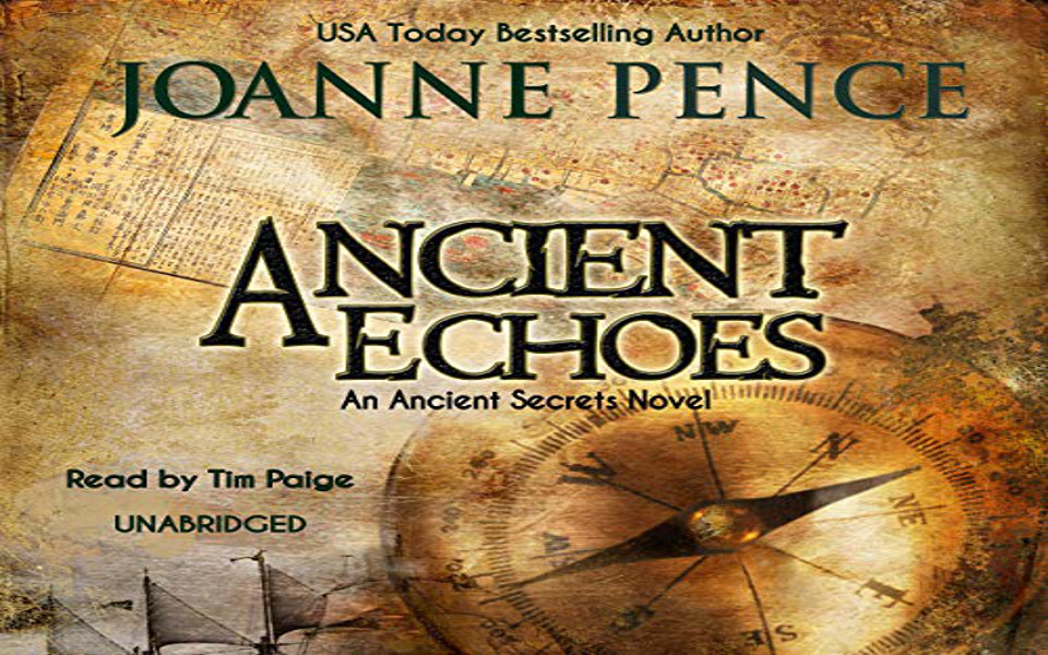 Ancient Echoes Audiobook by Joanne Pence (REVIEW)