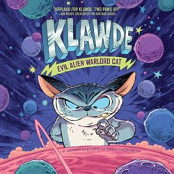 Klawde: Evil Alien Warlord Cat, Book 2: Enemies by Johnny Marciano, Emily Chenoweth read by Oliver Wyman, Vikas Adam