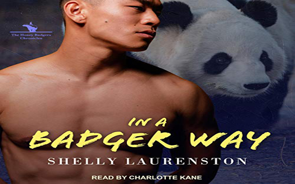 In a Badger Way Audiobook by Shelly Laurenston (REVIEW)