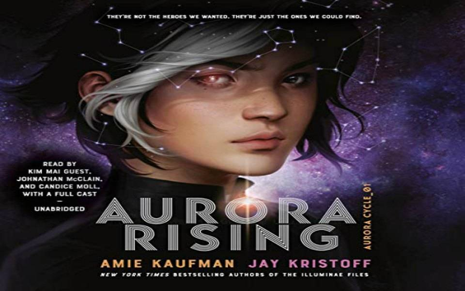 Aurora Rising Audiobook by Amie Kaufman & Jay Kristoff (Review)