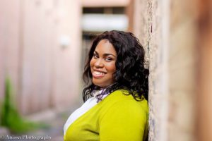 Author Headshot: Angie Thomas