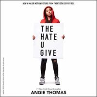 Audiobook Cover: The Hate U Give by Angie Thomas read by Bahni Turpin