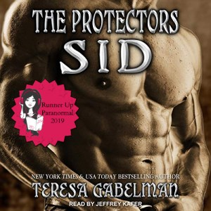 Sultry Listeners 2019 Runner Up PNR - Sid (The Protectors #4) by Teresa Gabelman performed by Jeffrey Kafer