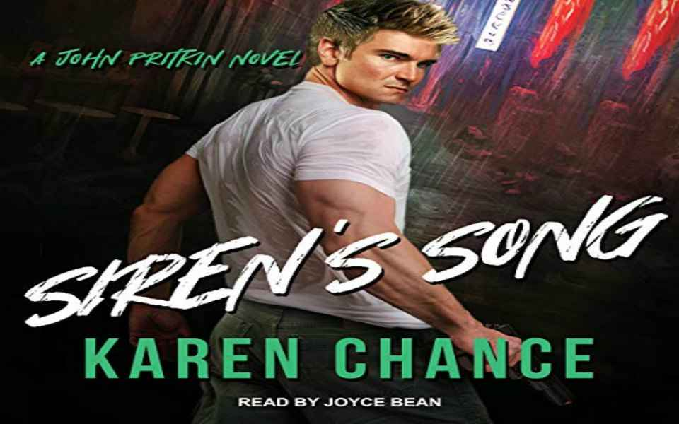 Siren's Song Audiobook by Karen Chance (Review)