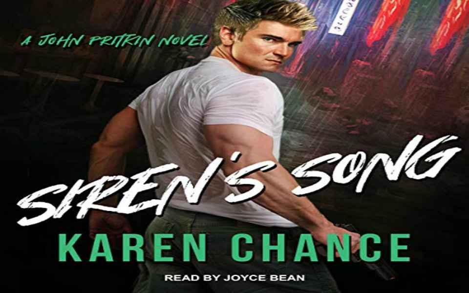 Siren's Song Audiobook by Karen Chance (Review)