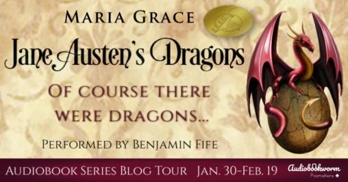 Jane Austen Dragons
