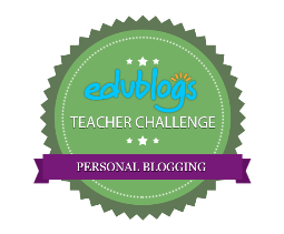 EduBlogs Teacher Challenge