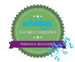 Edublogs Challenge Steps 5 & 6