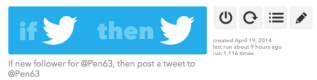 Twitter in Education Using IFTTT.com
