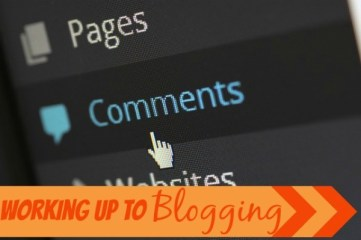 Working up to Educational Blogging