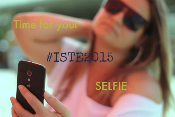 ISTE2015 Selfie