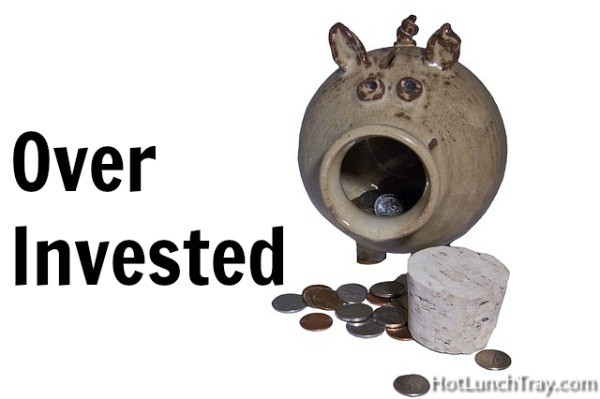 Over Invested
