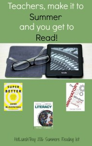 Summer Reading List Long Pin Image