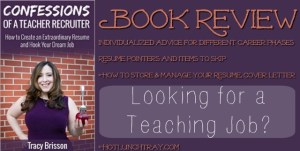 Book Review Confessions of a Teacher Recruiter