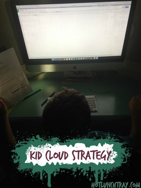Kid Cloud Strategy