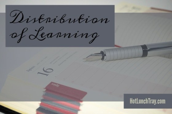distribution-of-learning