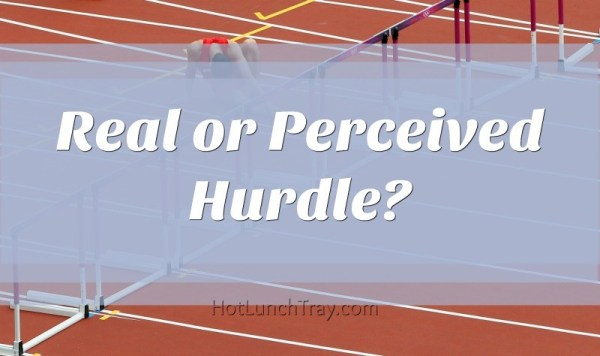 Real or Perceived Hurdle