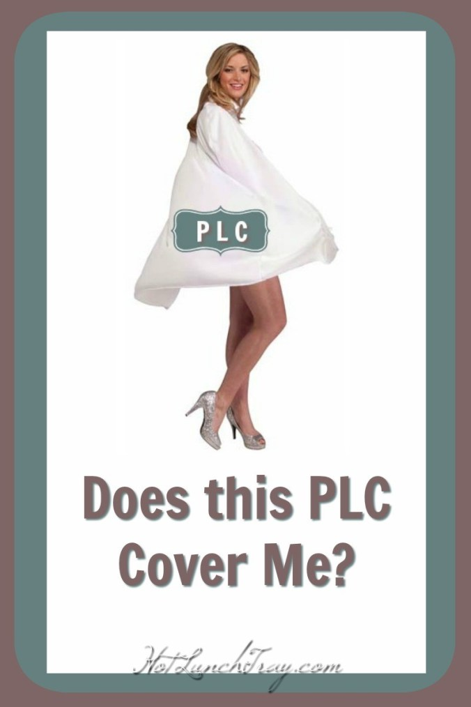Does this PLC Cover me Pin