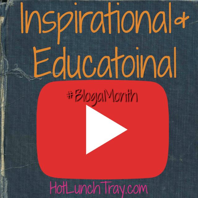 Inspirational Educational BlogaMonth