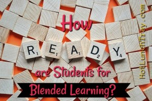 How Ready are Your Students for Blended Learning