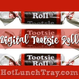 Digital Tootsie Roll