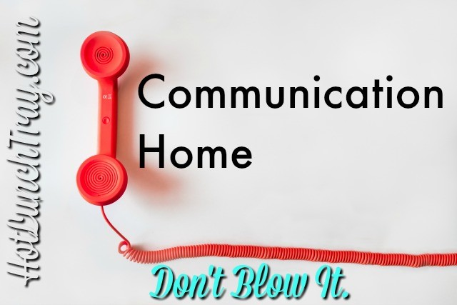 Communication Home