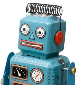 Robot Closeup
