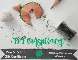 TPT Conspiracy?